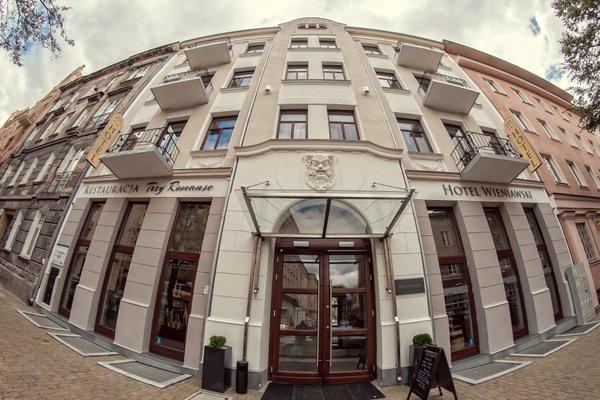 Hotel Wieniawski - фото 23
