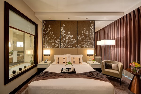 Отель Steigenberger Business Bay Dubai - фото 1