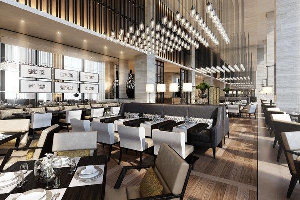 Отель Steigenberger Business Bay Dubai - фото 12