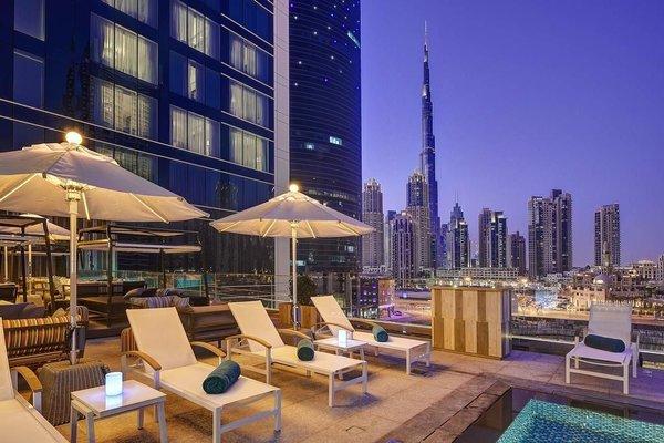 Отель Steigenberger Business Bay Dubai - фото 19