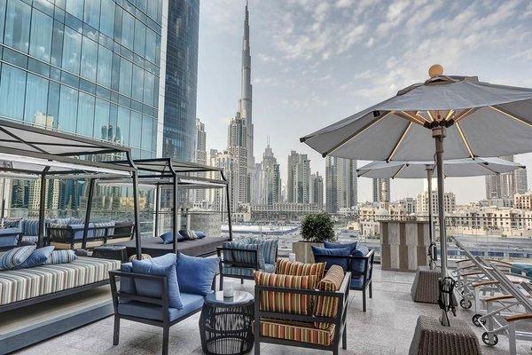 Отель Steigenberger Business Bay Dubai - фото 20