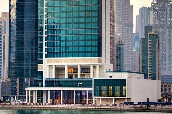 Отель Steigenberger Business Bay Dubai - фото 22