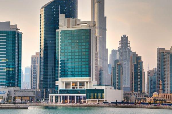 Отель Steigenberger Business Bay Dubai - фото 23