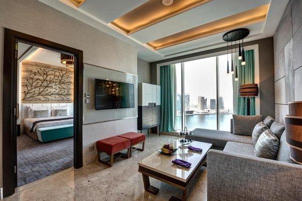 Отель Steigenberger Business Bay Dubai - фото 3