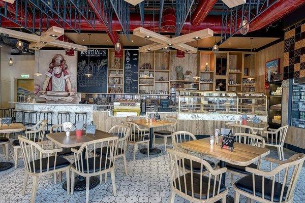 Отель Steigenberger Business Bay Dubai - фото 7