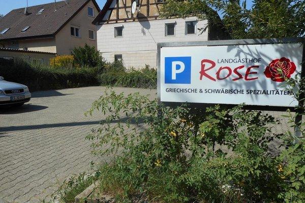 Landgasthof Rose - фото 9