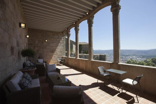 Parador Castillo de Monterrei - фото 13