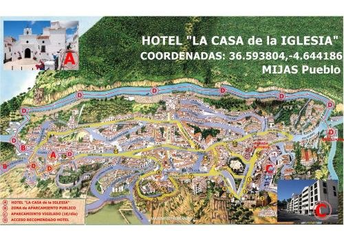 La Casa de la Iglesia - фото 19