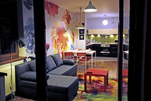 Color Apartment - фото 10