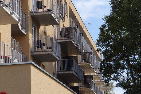 AMEDIA Luxury Suites Graz - фото 23