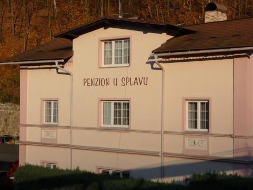 Penzion U Splavu - фото 8