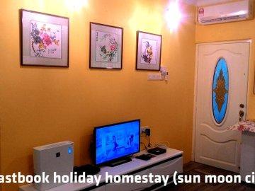 Fastbook Sun Moon City Home