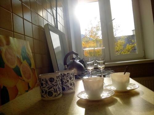 Apartment Zamkovaya 14 - фото 13