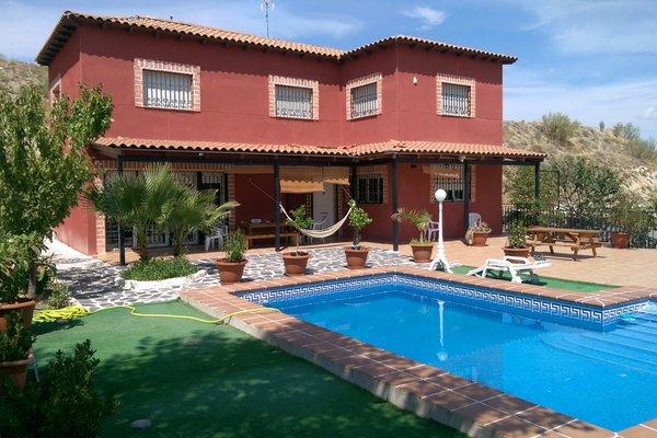 Casa Mirador de Aranjuez - фото 14