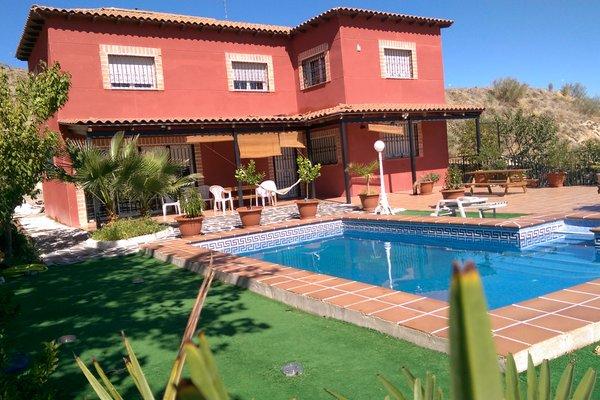 Casa Mirador de Aranjuez - фото 15