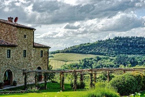 Villa Petrognano - фото 22