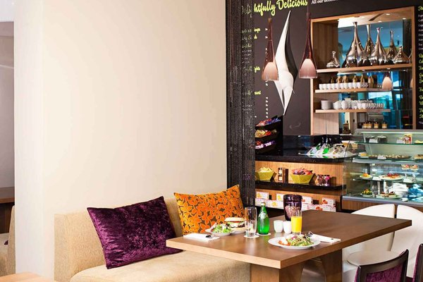 Novotel Suites Dubai Mall of the Emirates - фото 37