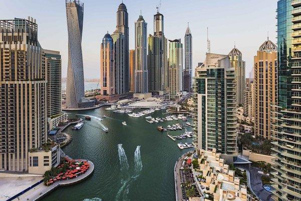 Novotel Suites Dubai Mall of the Emirates - фото 23