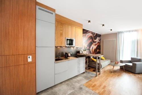 Prestige Apartments Wola Kolejowa - фото 15