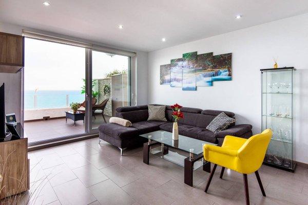 Beachfront Bungalow Apartment - фото 4