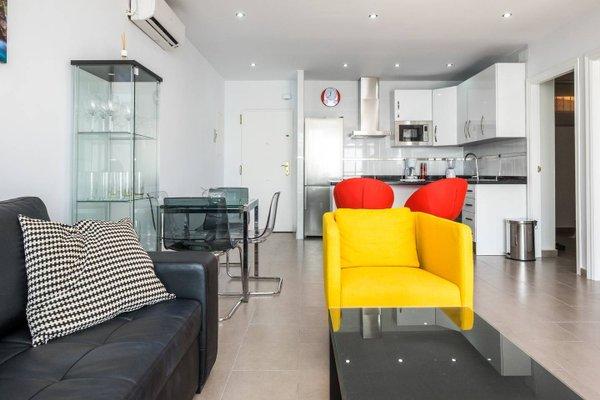 Beachfront Bungalow Apartment - фото 9