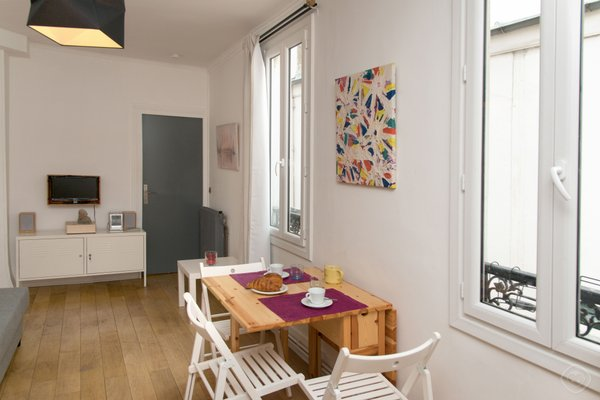 Coeur de Montmartre Apartment - фото 27