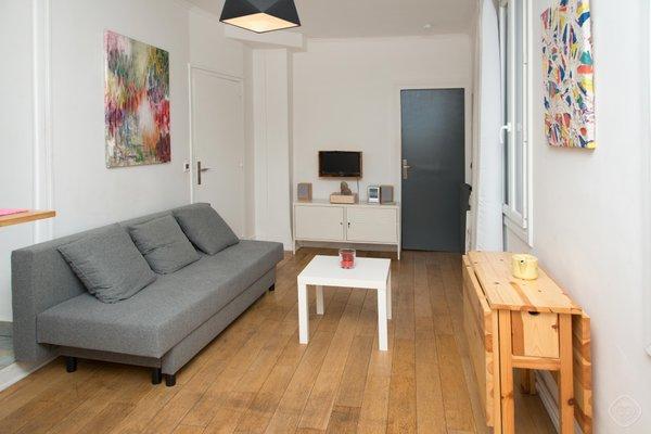 Coeur de Montmartre Apartment - фото 1