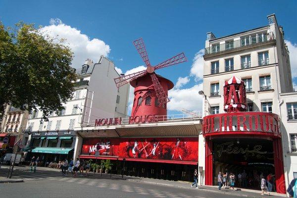 Coeur de Montmartre Apartment - фото 12
