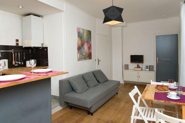 Coeur de Montmartre Apartment - фото 14