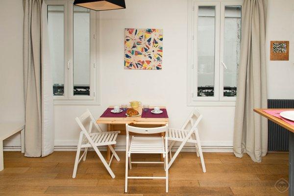 Coeur de Montmartre Apartment - фото 15