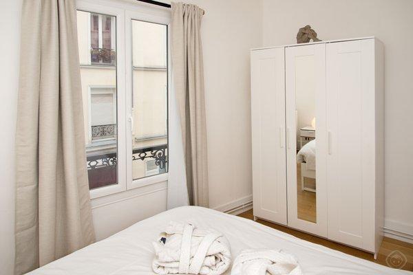Coeur de Montmartre Apartment - фото 7