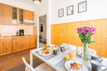 Na Zborenci Design Apartments - фото 14