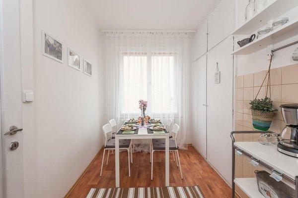 Na Zborenci Design Apartments - фото 15