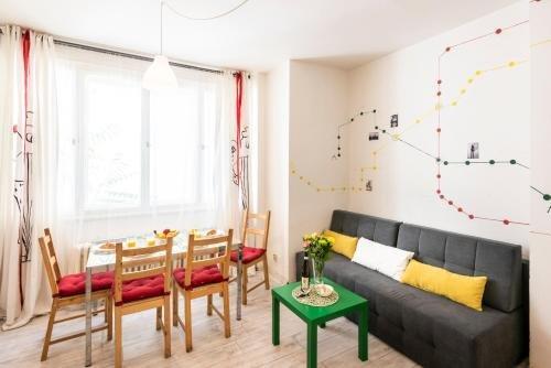Na Zborenci Design Apartments - фото 8