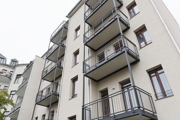 City Park Apartment 21 - фото 13
