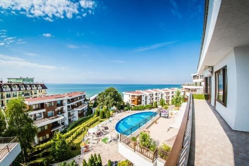 Messambria Fort Noks Beach Apartments - фото 23