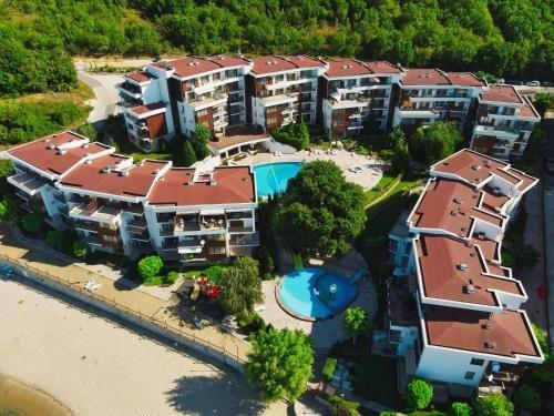 Messambria Fort Noks Beach Apartments - фото 9