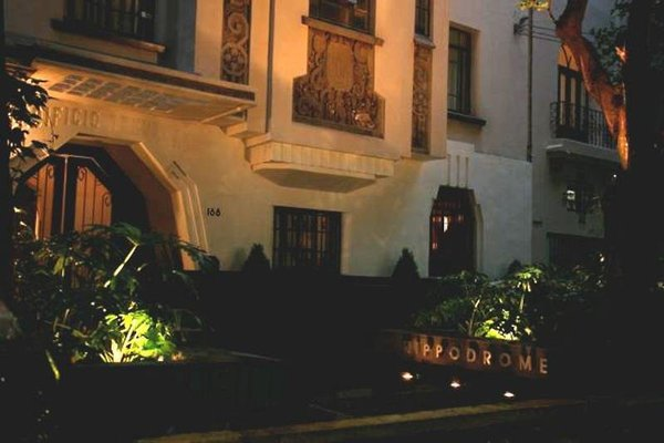 Hippodrome Hotel Condesa - фото 21