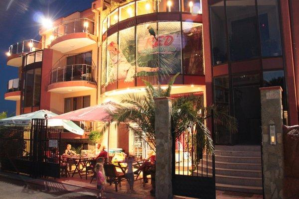 Отель Ред Игуанна - фото 10