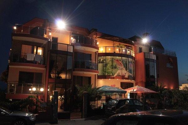Отель Ред Игуанна - фото 11