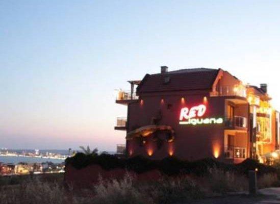 Отель Ред Игуанна - фото 21