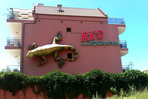 Отель Ред Игуанна - фото 23