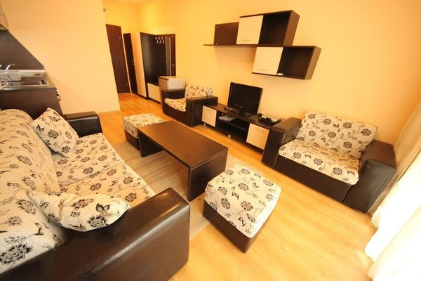 Menada Luxor Apartments - фото 6