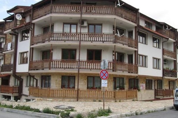 Alex 2 Alexander Services Apartments - фото 8