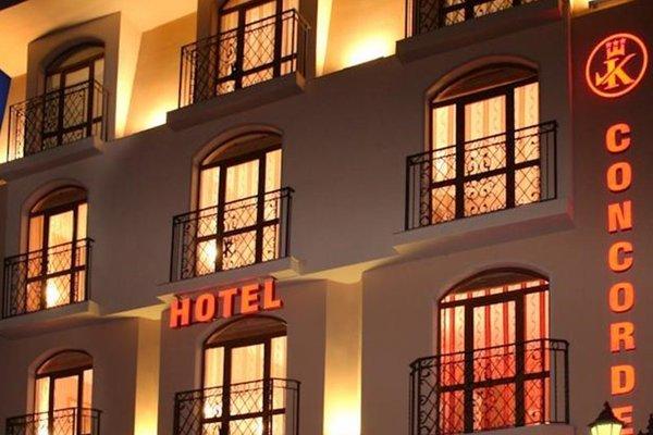 Отель Конкорд - фото 18