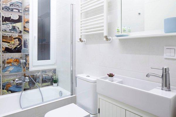 Zurriola Zinema Apartment by FeelFree Rentals - фото 16