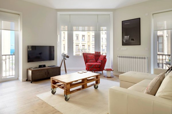 Zurriola Zinema Apartment by FeelFree Rentals - фото 6