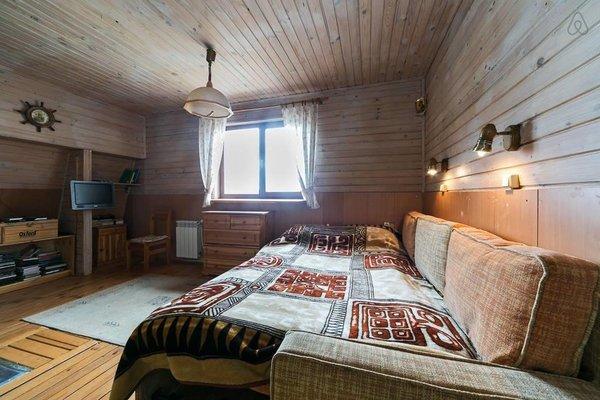 Гостиница «Eco House Balashikha», Долгое Ледово
