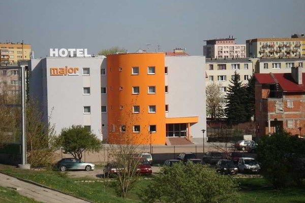 Major Hotel - фото 22