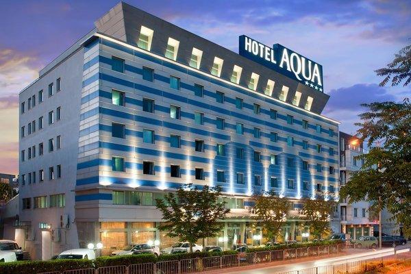 Aqua Hotel - фото 23